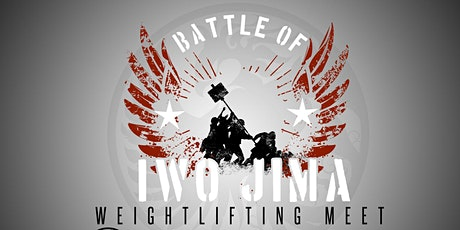 Battle of Iwo Jima Weightlifting Meet - Last Chance American Open Qualifier 2020 tickets