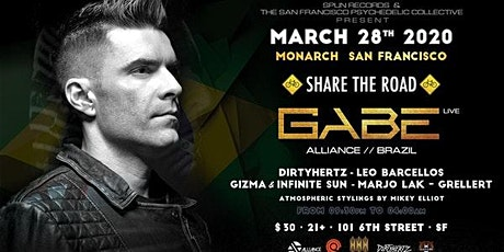 Share the Road with Special Guest Gabe tickets