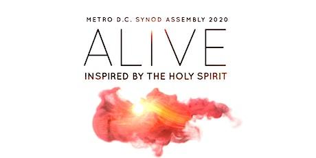 Metropolitan Washington, D.C. Synod, ELCA 2020 Synod Assembly tickets