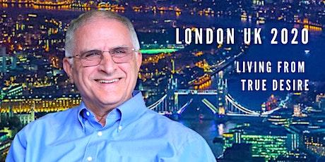 LIVING FROM TRUE DESIRE – LONDON UK tickets