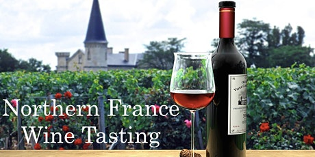 Northern France Wine Tasting tickets