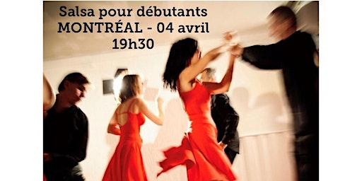 MONTRÉAL - Danse SALSA - cours pour débutant 20$