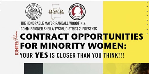 Contract Opportunities for Minority Women: YES Is Closer Than You Think!