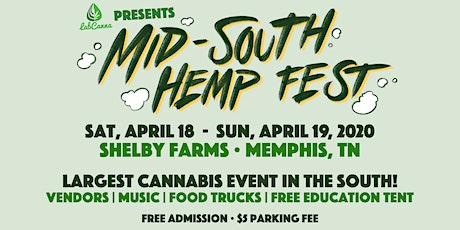 Mid-South Hemp Fest tickets