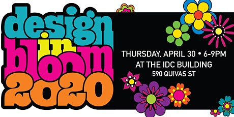 Design in Bloom 2020 tickets