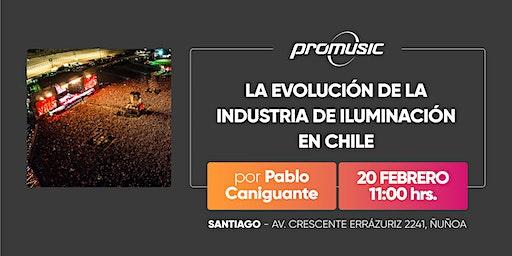 La evolución de la industria de iluminación en Chile