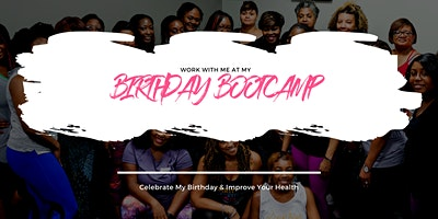 STEPH'S BIRTHDAY BOOT CAMP 2020!