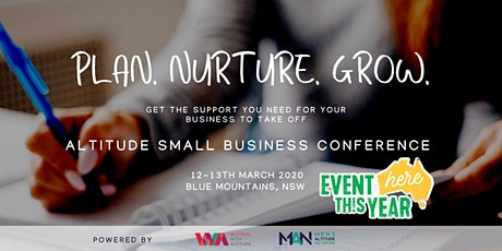 Altitude Small Business Conference tickets
