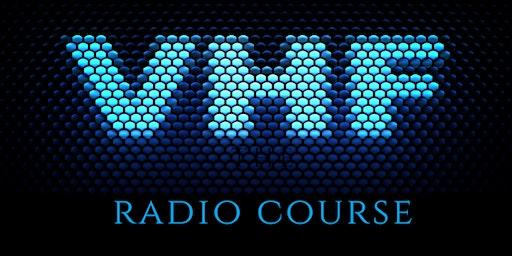 VHF MARINE RADIO COURSE