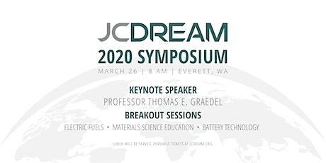 2020 JCDREAM Symposium tickets