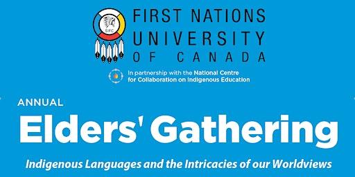 Elders' Gathering 2020 - Regina
