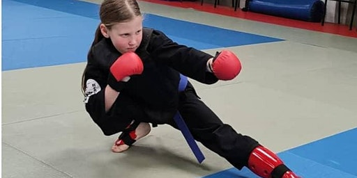 Little Dragons 5 - 7 yrs Martial Arts Beginner classes
