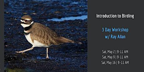 Introduction to Birding | WORKSHOP | tickets
