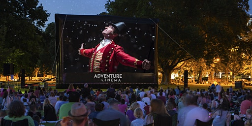 The Greatest Showman Outdoor Cinema Sing-A-Long in Singleton Park, Swansea