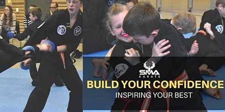 Youth Kempo Karate classes tickets