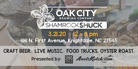 5th Annual Shamrock Shuck tickets