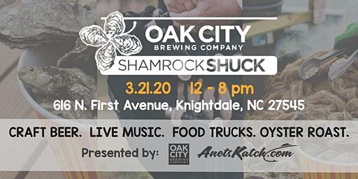 5th Annual Shamrock Shuck