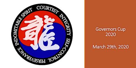 Iowa Governor's Cup 2020 Taekwondo Championship tickets