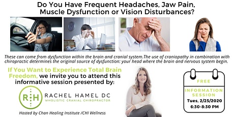 Experience Total Brain Freedom with Dr. Rachel Hamel tickets
