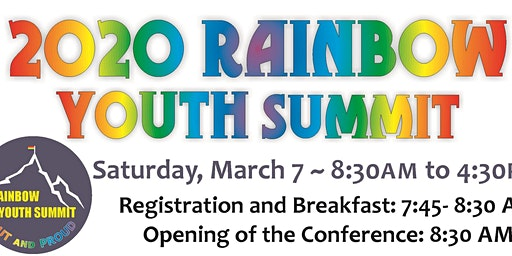 LGBT Rainbow Youth Summit - 2020