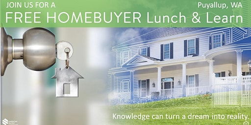 Free Homebuyer Class - Lunch & Learn