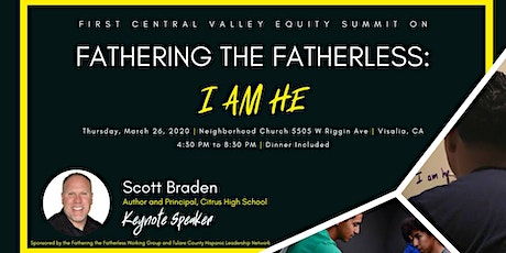 Fathering the Fatherless Equity Summit tickets