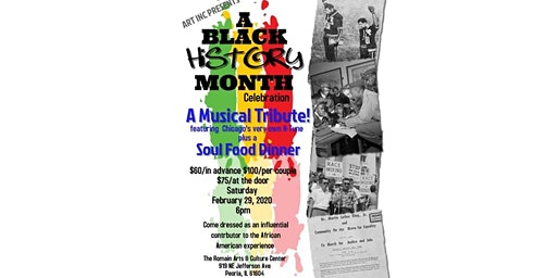 A Black History Month Celebration: A Musical Tribute