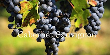 Cabernet Sauvignon Wines tickets