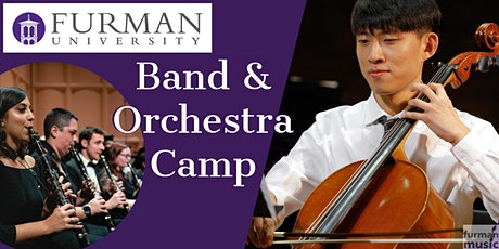 Furman Band and Orchestra Camp 2020 tickets