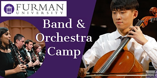 Furman Band and Orchestra Camp 2020