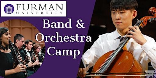 Furman Band and Orchestra Camp 2020