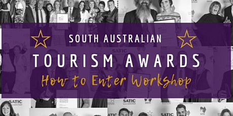 2020 SA Tourism Awards | How to Enter Workshop tickets
