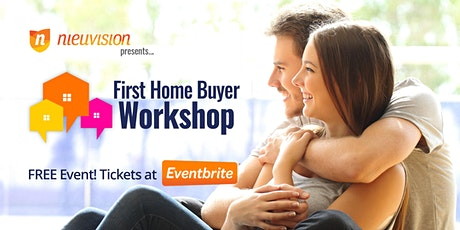 FREE Workshop for First Home Buyers - The Woodcroft Hotel Tues 3rd March, 6:30pm tickets