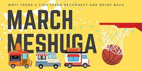 March Meshuga at Wilshire Boulevard Temple tickets