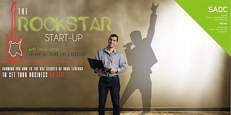 The Rock Star Start-Up | Démarrer une entreprise comme une vedette tickets
