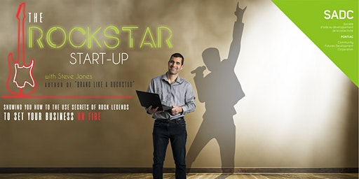 The Rock Star Start-Up | Démarrer une entreprise comme une vedette