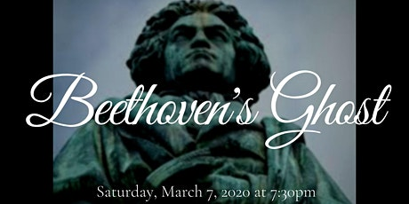 CHAI Collaborative Ensemble: Beethoven's Ghost tickets