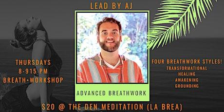Advanced Breathwork (Los Angeles) tickets