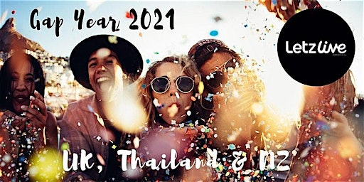 Gap Year Info Evening | Hosted by Letz Live & Barker College