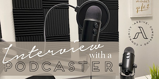 Interview with a Podcaster - Ali Schwanke