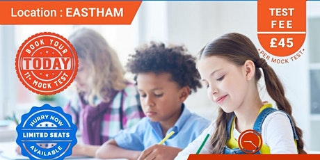 11+ Mock Test - Eastham tickets