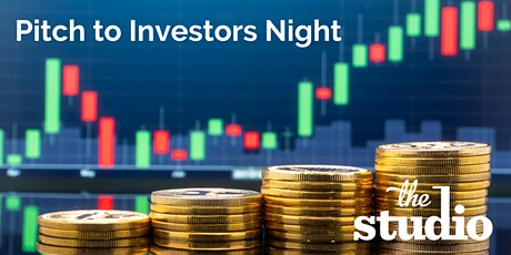 The Studio - Pitch to Investors Night, March 2020 tickets