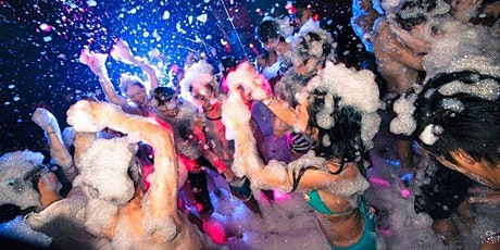SPRING BREAK PRESENTS A FOAM PARTY AT S FROGS MIAMI WITH  UNLIMITED ALCOHOL tickets
