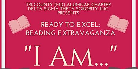 Ready to Excel:  Reading Extravaganza tickets
