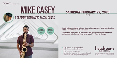 Mike Casey and special guest (Grammy nominated) Zaccai Curtis tickets