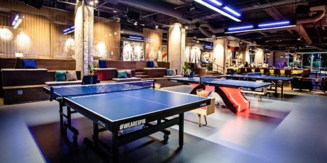 EPIC Ping Pong & Happy Hour tickets