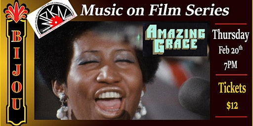 WPKN's Music on Film Series - Amazing Grace