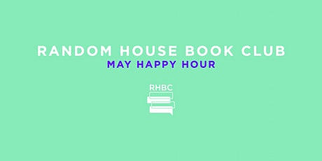 Random House Book Club May Happy Hour tickets