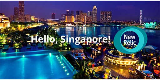 EVENT POSTPONED DUE TO HEALTH SAFETY PRECAUTIONS - New Relic Singapore Welcome Party & Networking Event