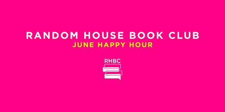 Random House Book Club June Happy Hour tickets